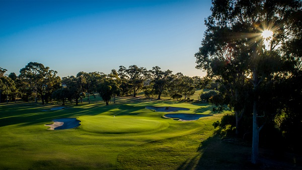 AMA Victoria Charity Golf Day